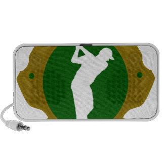 Golf png irlandés portátil altavoces