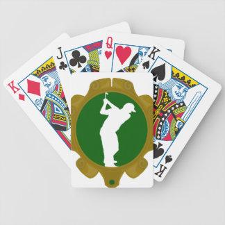 Golf png irlandés baraja cartas de poker