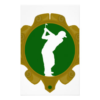 Golf png irlandés papelería de diseño