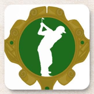 Golf png irlandés posavaso