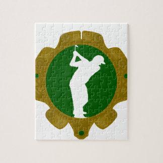 Golf png irlandés puzzle