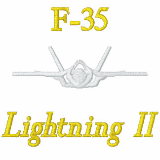 Golf Polo W/F-35 and Call Sign