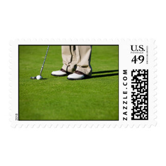 Golf postage