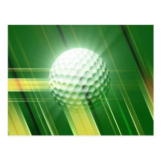 golf postales