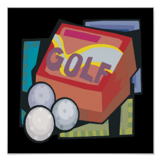 Golf Posters