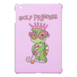 Golf Princess and Gifts iPad Mini Covers