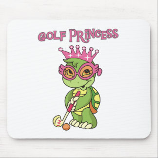 Golf Princess Mouse Pad