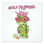 Golf Princess T-shirts and Gifts Personalized Announcement