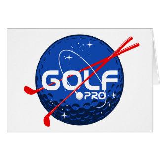Golf Pro Card