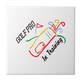 Golf Pro Ceramic Tile