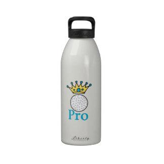 Golf Pro Crown Drinking Bottle