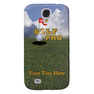 Golf Pro Design Galaxy S4 Cover