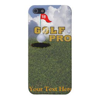 Golf Pro Design iPhone SE/5/5s Cover