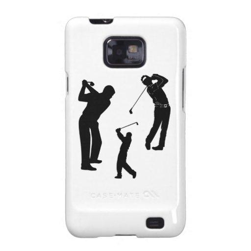 Golf Pro Galaxy SII Case