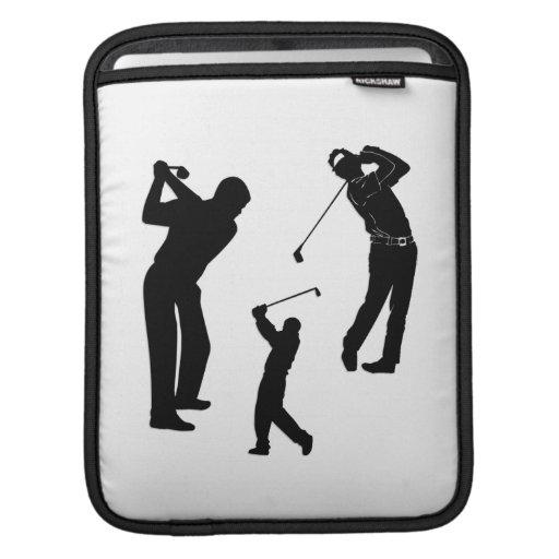 Golf Pro iPad Sleeves