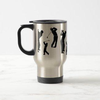 Golf Pro Mugs