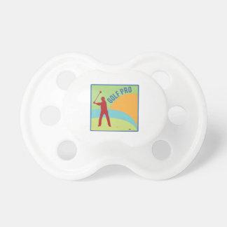 Golf Pro BooginHead Pacifier