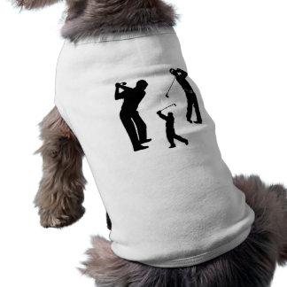 Golf Pro Pet T-shirt