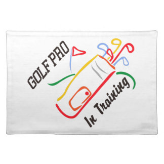 Golf Pro Placemat