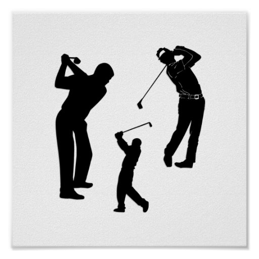Golf Pro Posters