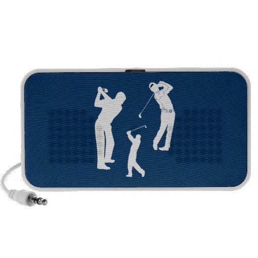 Golf Pro iPhone Speakers