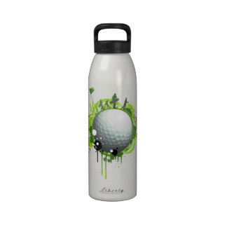 Golf Pro Reusable Water Bottles