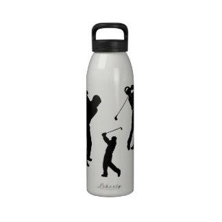 Golf Pro Reusable Water Bottle