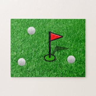 Golf Putt Puzzles