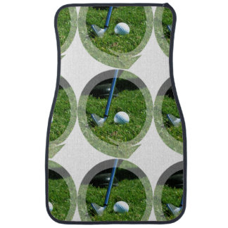 Golf Putt Floor Mat
