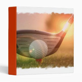 Golf Putter Binder