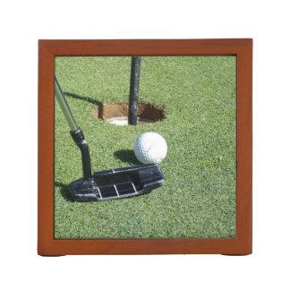 Golf_Putter,_Desktop_Organizer_Pen_Holder. Desk Organizer