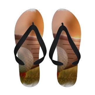Golf Putter Flip-Flops