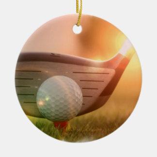 Golf Putter Ornament