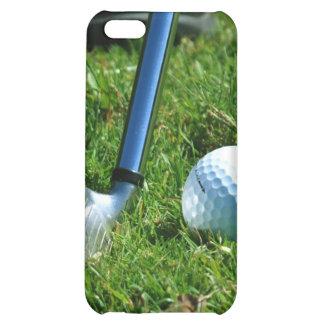 Golf que pone el caso del iPhone 4