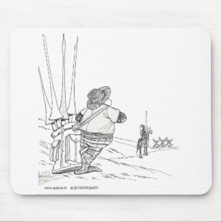 GOLF QUIJOTE? MOUSE PAD