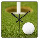 Golf Relojes De Pared