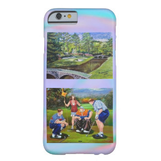 Golf scenes I phone 6 case