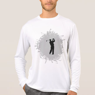 Golf Scribble Style T-Shirt