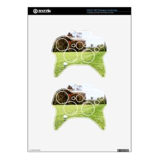 Golf Xbox 360 Controller Skins