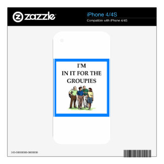 golf skin for iPhone 4