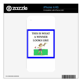 golf skins for the iPhone 4