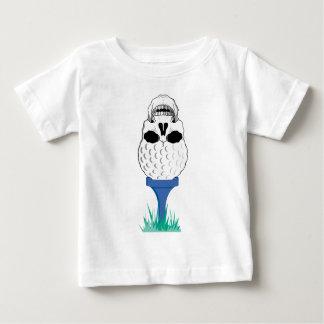 Golf Skull Baby T-Shirt