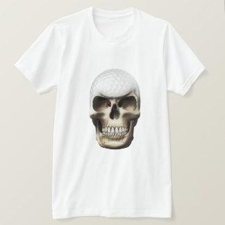 Golf Skull T-Shirt