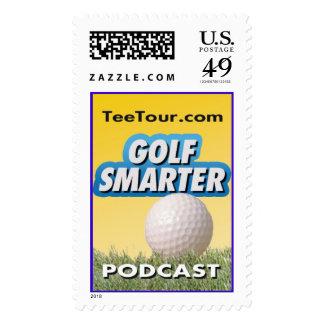 Golf Smarter_postage stamps