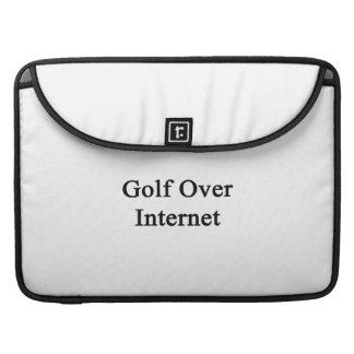 Golf sobre Internet Fundas Para Macbooks