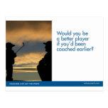 Golf Sports Postcard