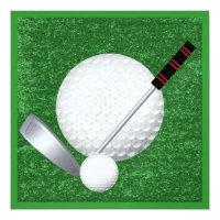 Golf - SRF Invitation