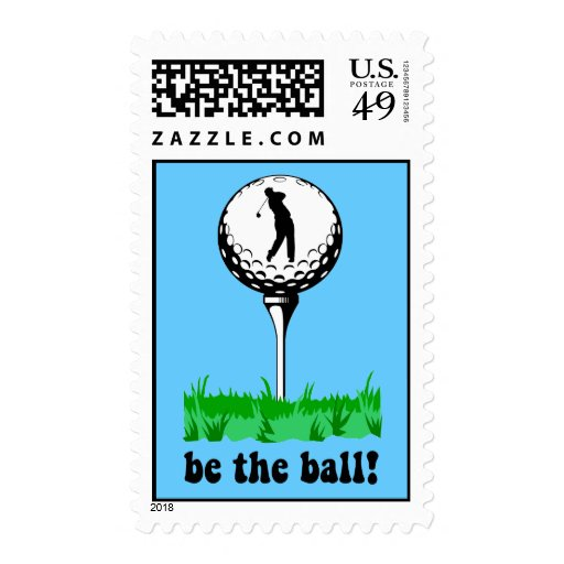 golf stamps