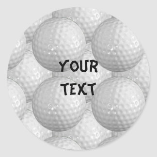 golf sticker