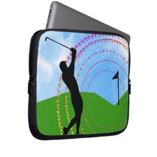 Golf Swing Computer Sleeve